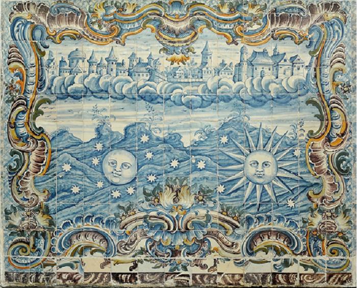 Azulejos – O Mundo ao Contrário