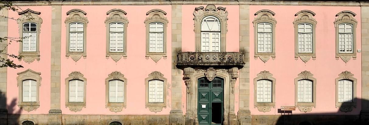 Visitas Palácio Anadia Mangualde