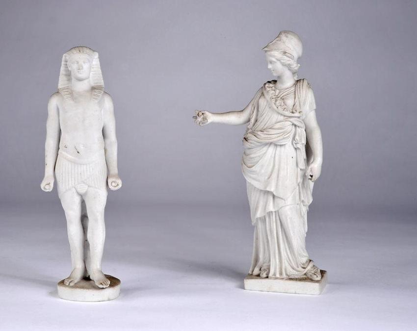 No Reino das Porcelanas entre Meissen e Biscuit