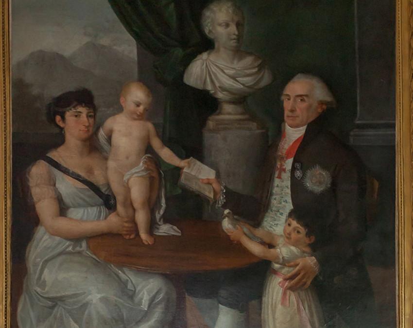 (Português) Segundo Conde de Anadia (1731-1813)